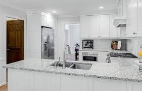 kitchen countertops with white cabinets white granite countertops colors styles designing idea