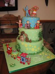 69 night garden images garden cakes