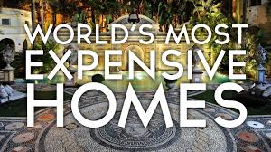 World S Most Expensive House World U0027s Most Expensive Homes Gianni Versace Mansion Youtube