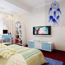 Cheap Indian Home Decor Online Get Cheap India Style Blue Dream Catcher Aliexpress Com