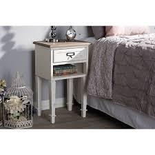 baxton studio dauphine coffee table baxton studio dauphine provincial style weathered oak and white wash