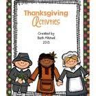 thanksgiving activities pilgrim thanksgiving and school