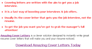 free cover letter template free resume cover letter template