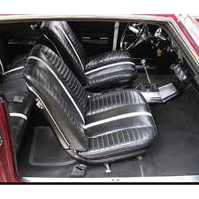 Chevy Nova Interior Kits Nova Chevy Ii Ss Front Bucket Seat Covers Vinyl 1967