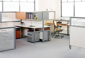 furniture small office with workstation ideas and window