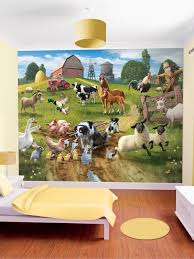 33 best wallpaper murals for kids bedrooms or playrooms images on