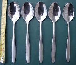 wmf cromargan action pattern 18 8 korea stainless 8 teaspoons