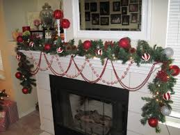 christmas fireplace mantel decorating ideas for fall modern