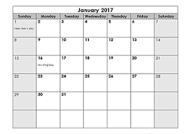 onenote calendar template 2017 calendar templates 2017 monthly yearly templates