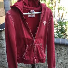 true religion not for sale true religion red hoodie from
