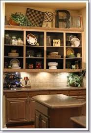 Decorating Above Kitchen Cabinets What To Put Above My Kitchen Cabinets Roselawnlutheran