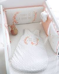 chambre bébé vertbaudet tour de lit et gigoteuse vertbaudet linge de lit bébé fille