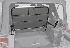 4 Door Jeep Interior All Things Jeep Interior Sport Rack For Jeep Wrangler Jk 4 Door