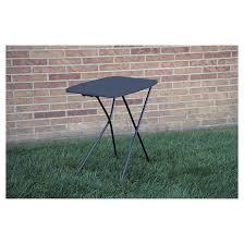 Folding Table Adjustable Height 18