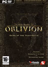 the elder scrolls iv oblivion game of the year free download