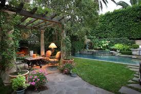 Backyard Planter Designs by Triyae Com U003d Pictures Of Beautiful Backyard Gardens Various