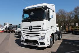 mercedes truck white mercedes actros 4x2 commercial vehicle dealer