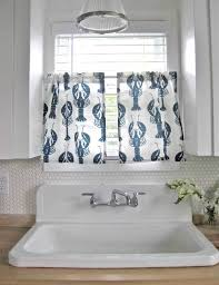Cottage Kitchen Curtains by 128 Best Coastal Kitchens U0026 Dining Rooms Images On Pinterest