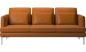 ledersofa online bestellen hochwertiges designer 3 sitzer sofa online kaufen boconcept