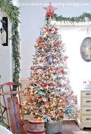 10 christmas tree ideas shady meadow cottage