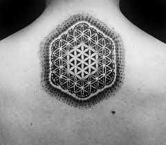 100 flower of life tattoo designs for men geometrical ink ideas