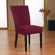 sure fit parsons chair slipcovers sure fit dining room chair covers attractive ardor cover with 10