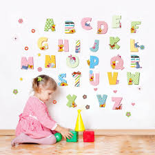 compare prices on tools wall stickers online shopping buy low carton the avengers winnie the pooh 26 diy english letters teaching tools for kids baby nursery name wall stickers decor decal