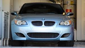 bmw e60 m5 front bumper install removal diy youtube