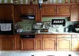 relooker cuisine chene peinture meuble cuisine chene juananzellini info