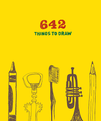 642 things to draw journal chronicle books 8601419865666