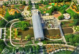 Botanical Garden Okc Bridge And Myriad Botanical Gardens This Park Is L Flickr