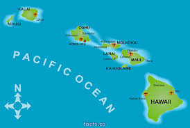 map of hawaii cities hawaii map blank political hawaii map with cities
