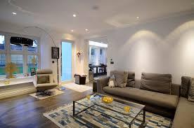 living room trendy many downlights in living room downlights