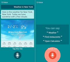 samsung s voice apk samsung s s voice app from the galaxy s5 sammobile