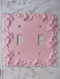 Shabby Chic Light Switch Covers by I Love These I U0027m Definitely Going To Make Some Of These Shabby