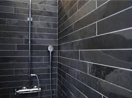 black bathroom tiles ideas best great slate bathroom tile ideas finest contemporary idolza
