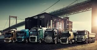interactive overview volvo trucks