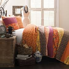 Tangerine Home Decor Amazon Com Lush Decor Royal Empire 3 Piece Quilt Set Full Queen