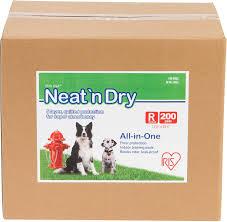 Floor Dry by Iris Neat U0027n Dry Floor Protection U0026 Training Pads Regular 23 1 2