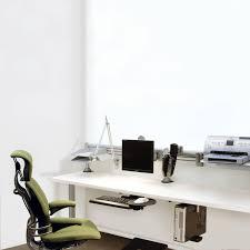 access rail system desk screen organiser apres furniture