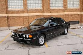 1992 bmw 7 series 1992 bmw 7 series for sale in united states
