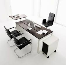 Stylish Computer Desk by Home Design 81 Awesome Modern Office Desks