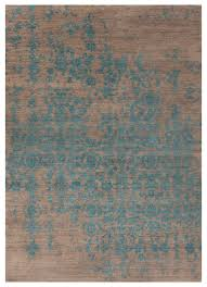 8x11 Area Rugs Scroll Simply Taupe And Blue 8x11 Area Rug By Jaipur Rugs