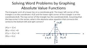 absolute value equations video algebra ck 12 foundation