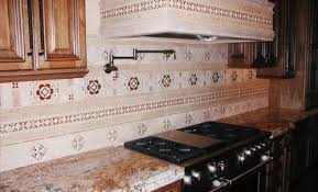 Kitchen Tile Backsplash Ideas Designs Ideas And Decors - Tuscan style backsplash
