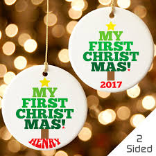 Personalised Christmas Ornaments - personalized christmas ornaments personalized holiday ornaments