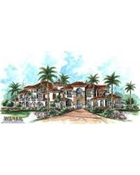 Bellagio Hotel Floor Plan by Amazingplans Com House Plan F2 9870 Bellagio Luxury Spanish
