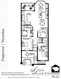 Floor Plan Company by Dogwood Veranda Floor Plan Heritage Palms Linda Lamb U0026 Company