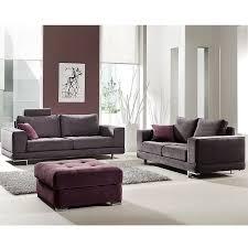 ensemble canapé 3 2 ensemble canapé 3 2 places gris en tissu piana 12 coloris de