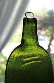wine bottle platter melted wine bottle tray flatten bottle tray platter shaped